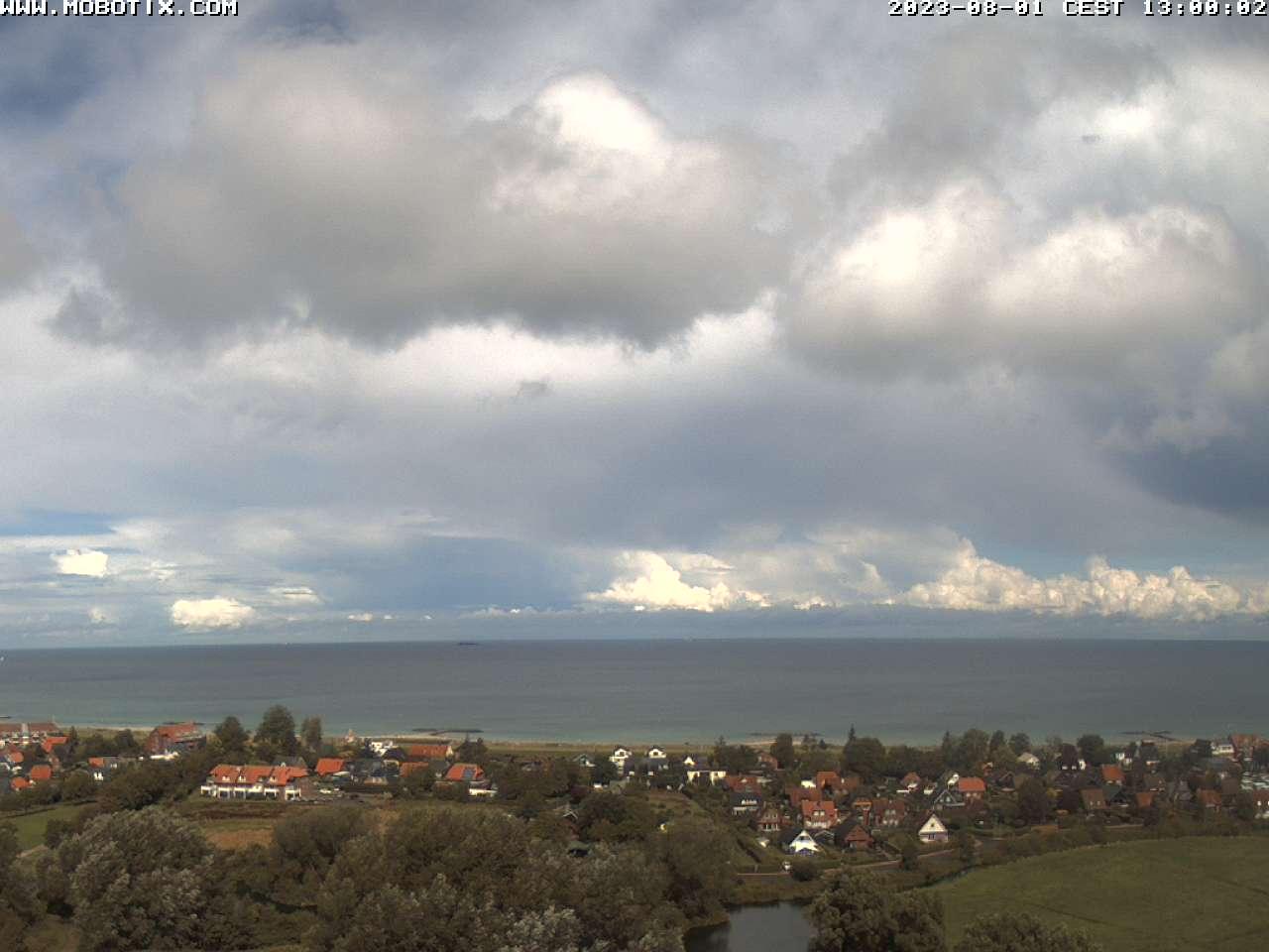 Webcam Kalifornien-Schönberger Strand-Holm